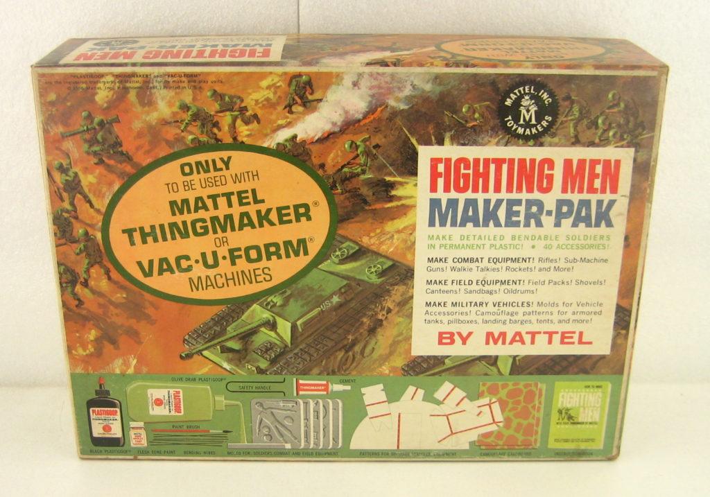 Fighting Men 1