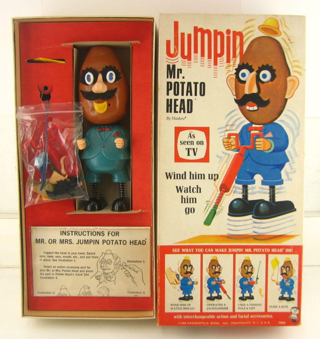 Jumpin Mr. Potato Head 1