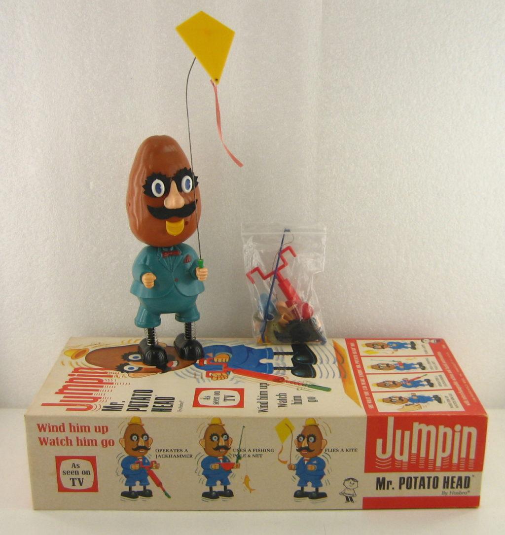 Jumpin Mr. Potato Head 2