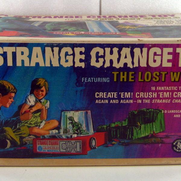 Strange Change 2