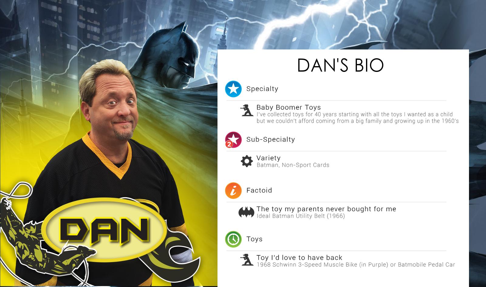 Dan's Bio