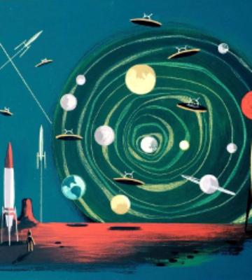Robots, Space & Sci-Fi