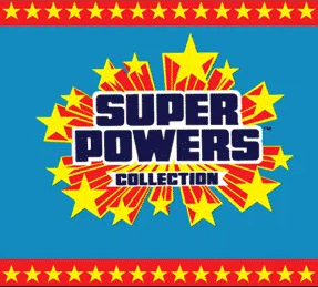 Action Figures - Super Powers