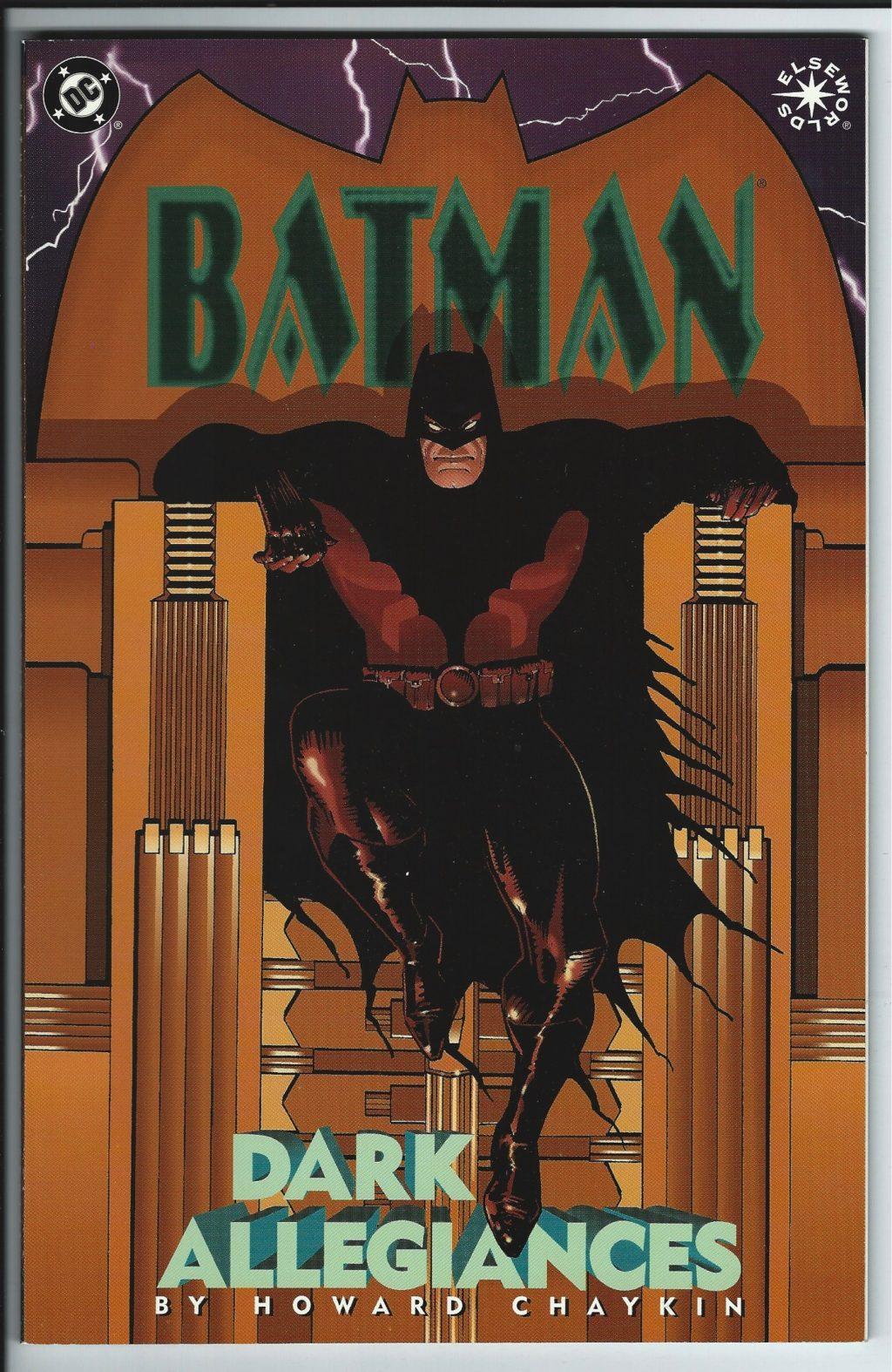 batman dark allegiances
