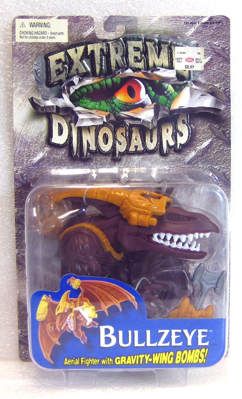 extreme dinosaurs bullzeye