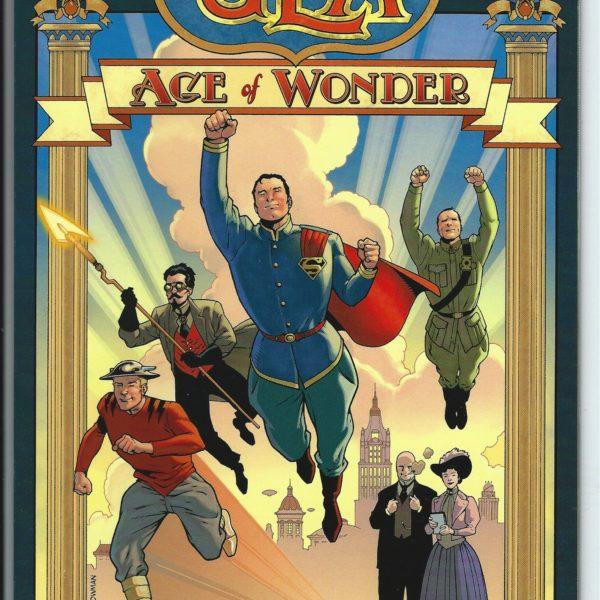 JLA age of wonder