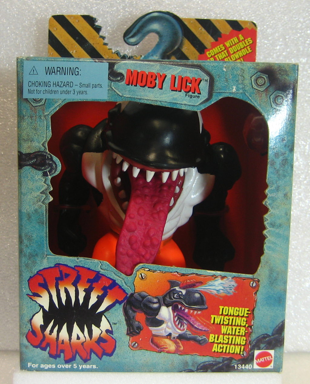 street sharks moby lick