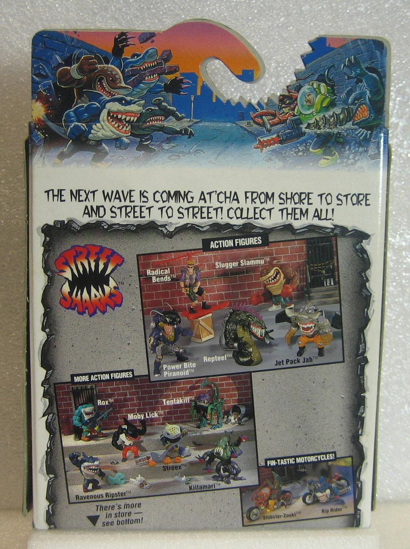 street sharks repteel
