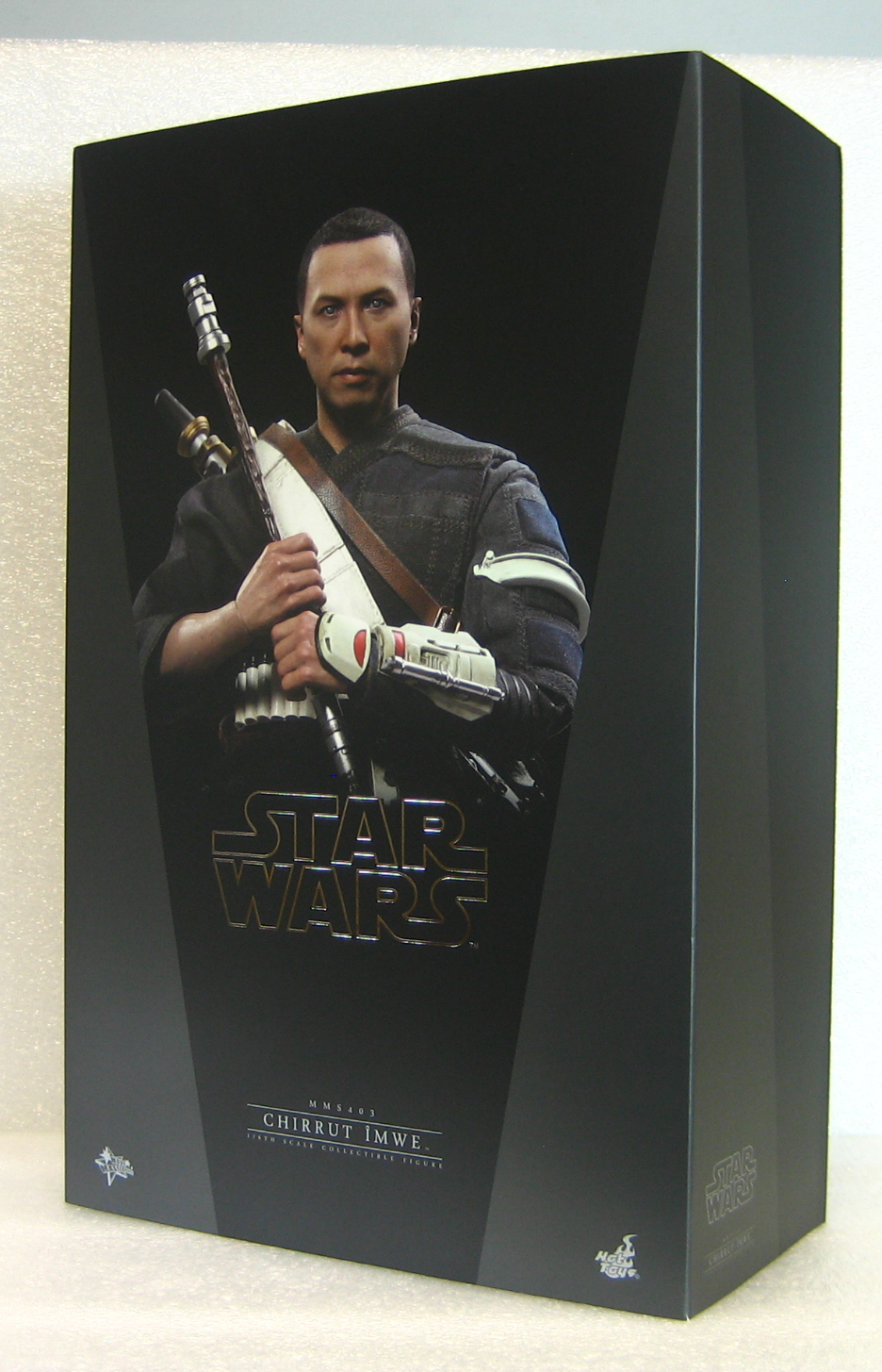 hot toys star wars rogue one chirrut imwe
