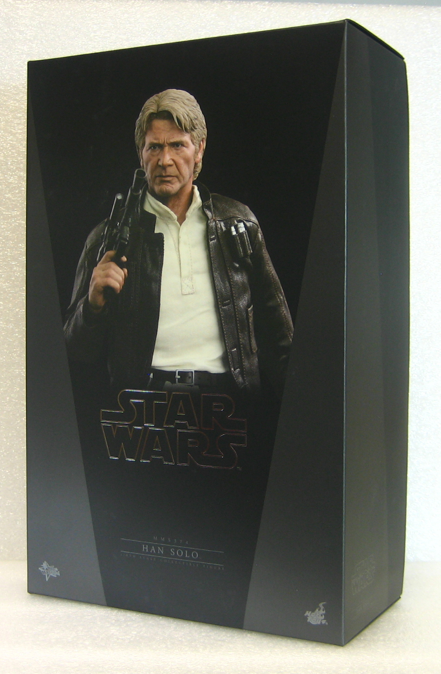 hot toys star wars force awakens han solo