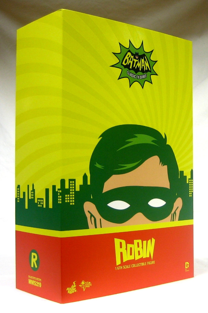 hot toys burt ward robin