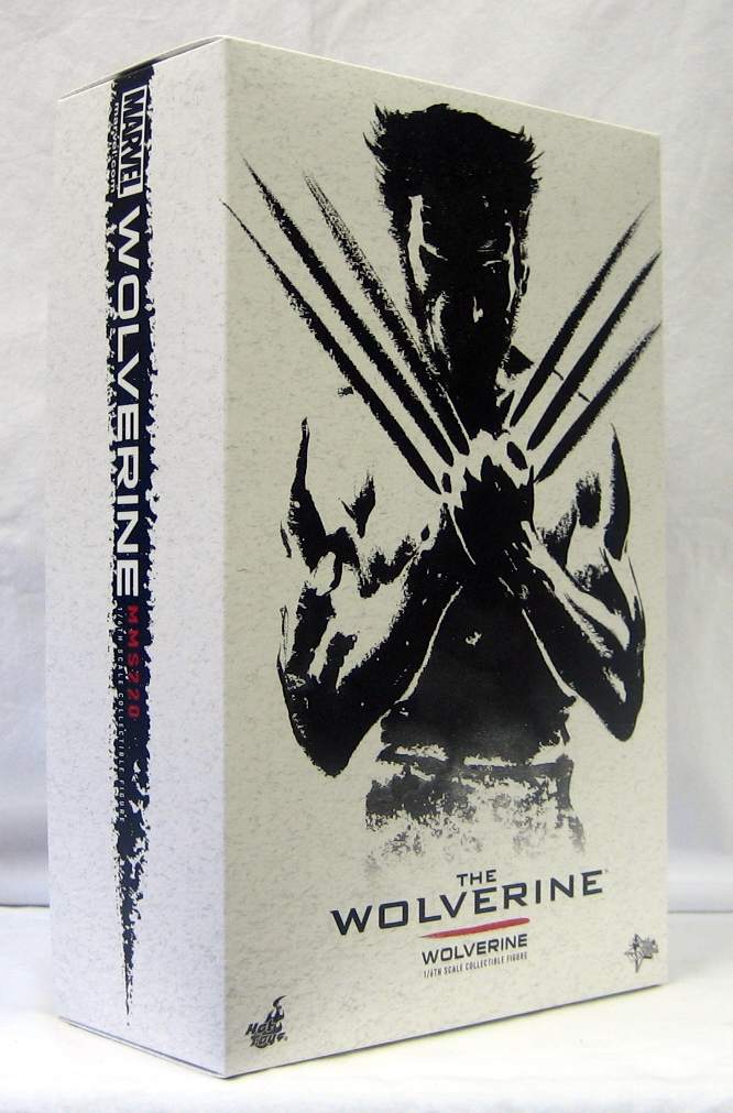 hot toys wolverine (the wolverine)
