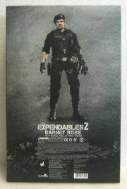 hot toys expendables 2 barney ross