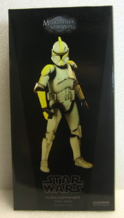 sideshow collectibles star wars clone commander phase 1 armor