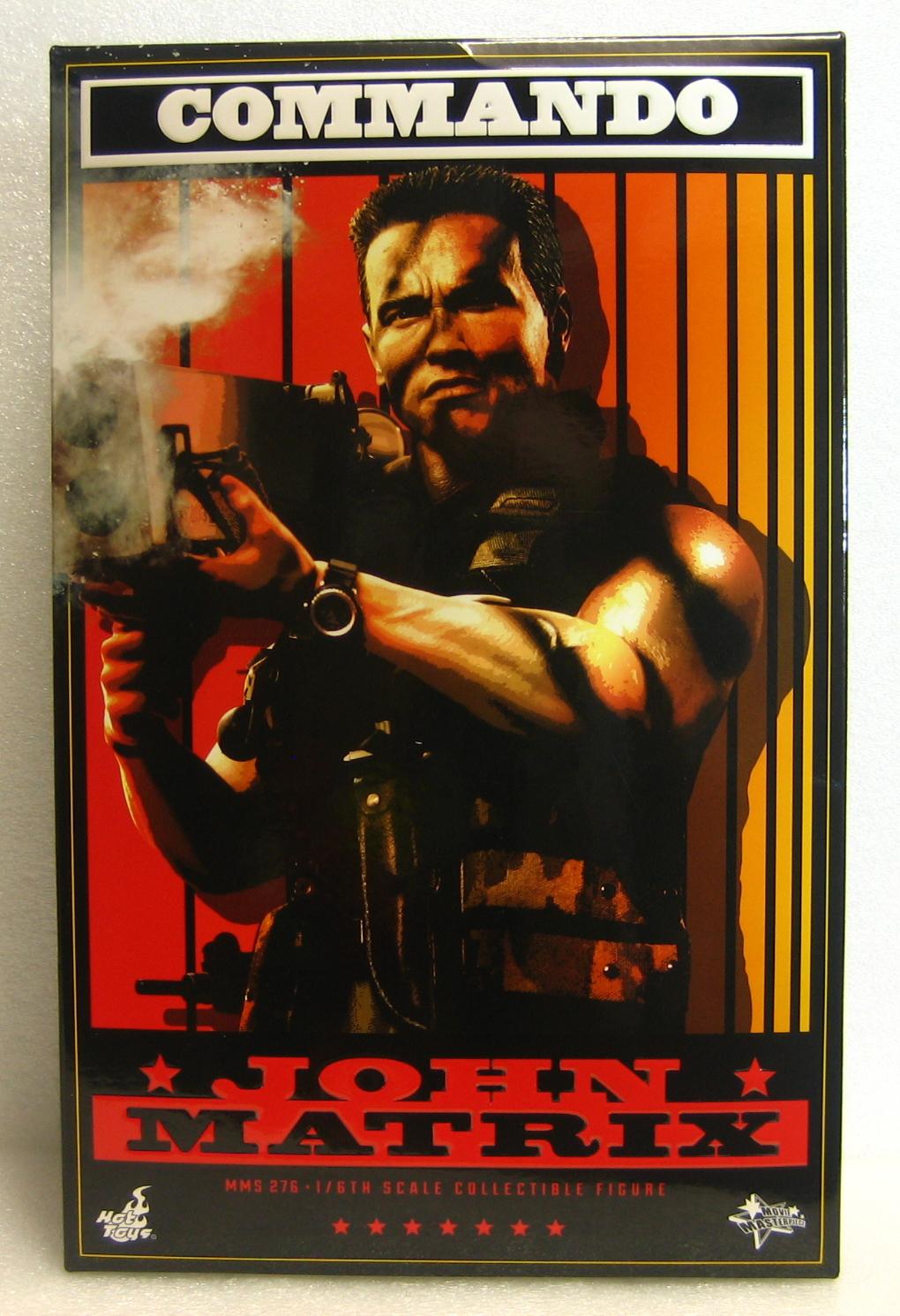 hot toys john matrix