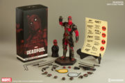 sideshow collectibles deadpool figure