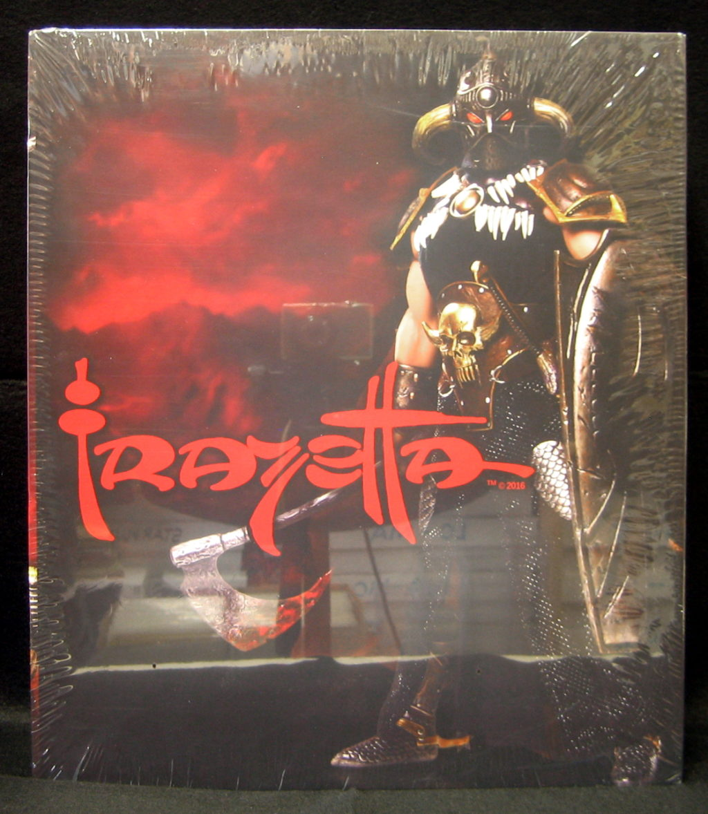 frazetta death dealer figure box front