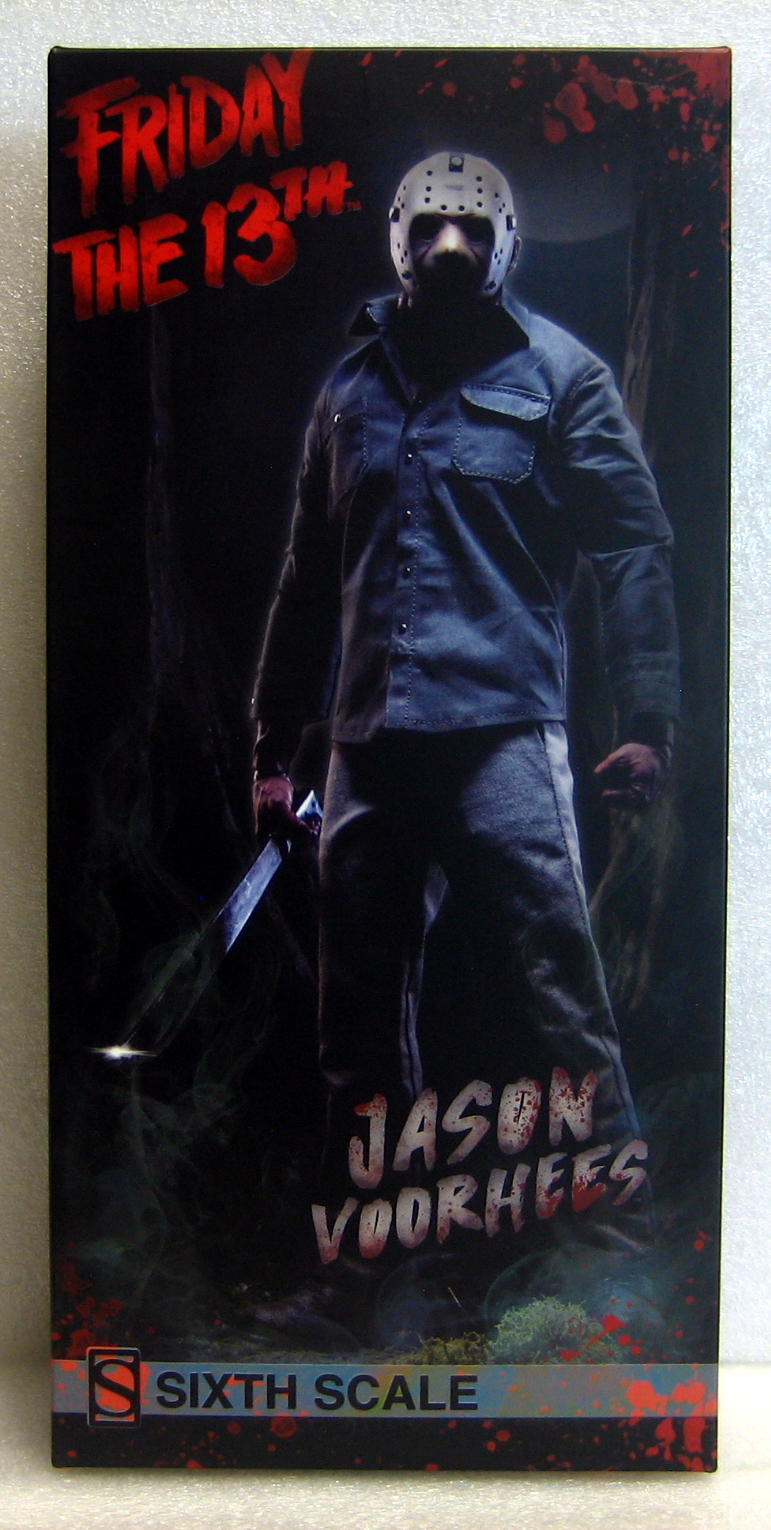 sideshow collectibles friday the 13th jason vorhees 1