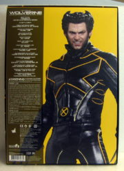 hot toys x-men 3: the last stand wolverine box back