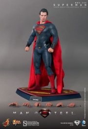 hot toys man of steel superman figure