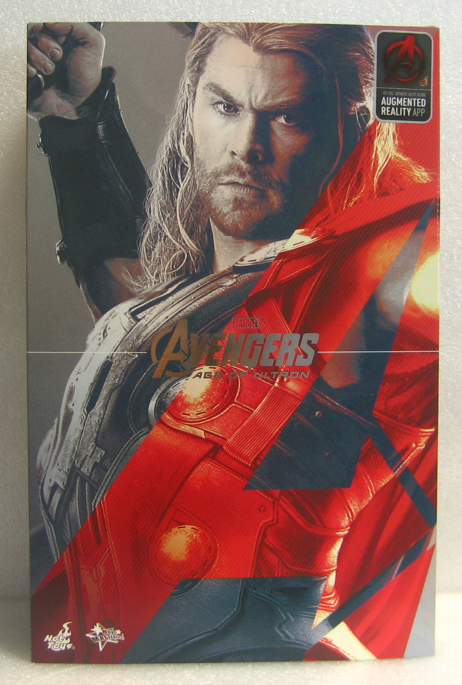 hot toys age of ultron thor figure 1