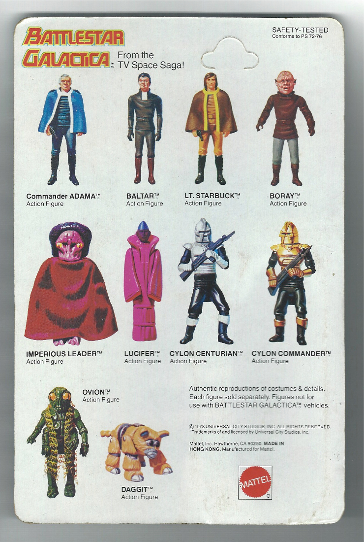 mattel battlestar galactica adama action figure 2