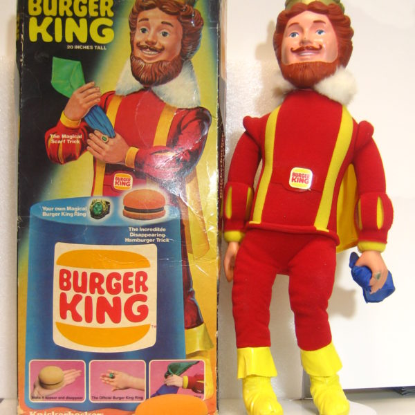 magical burger king doll 1