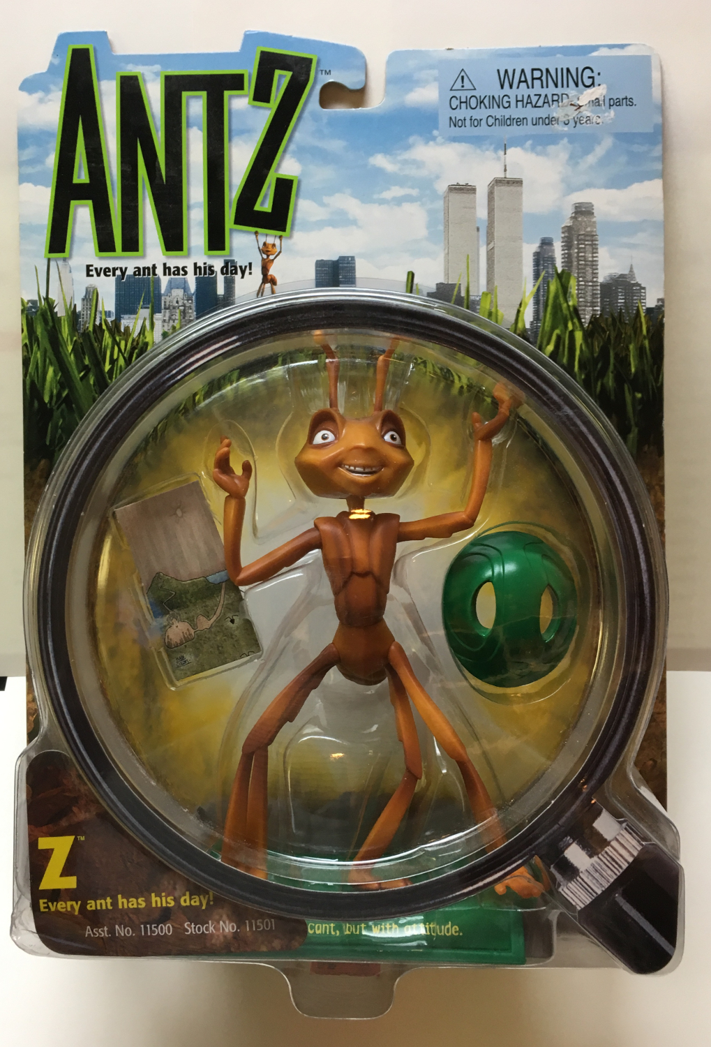 playmates antz action figures 2