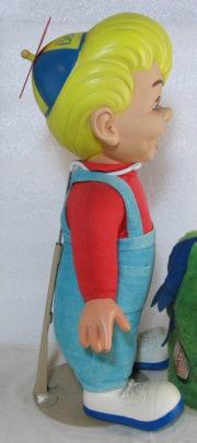 mattel talking beany doll 2