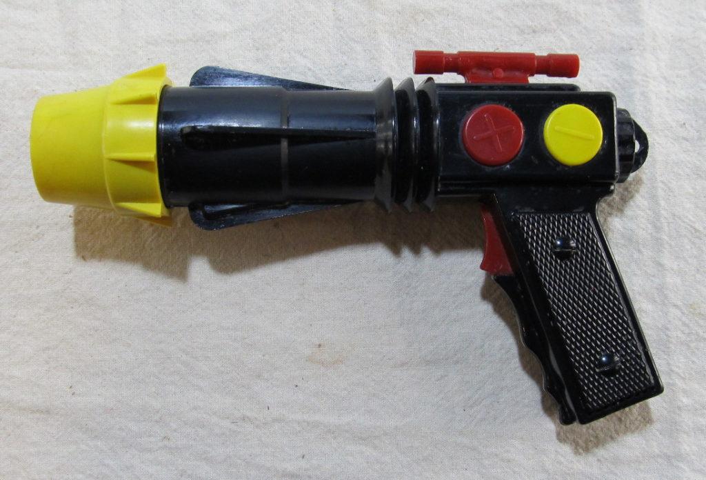 buck rogers sonic ray gun 2