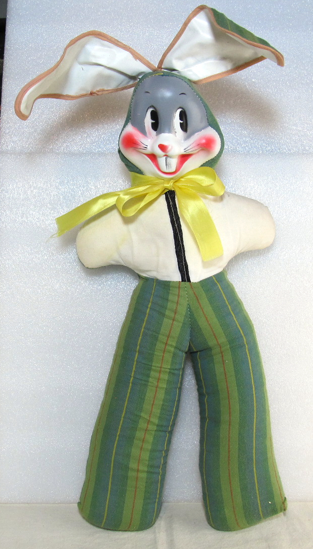 bugs bunny plush doll 1