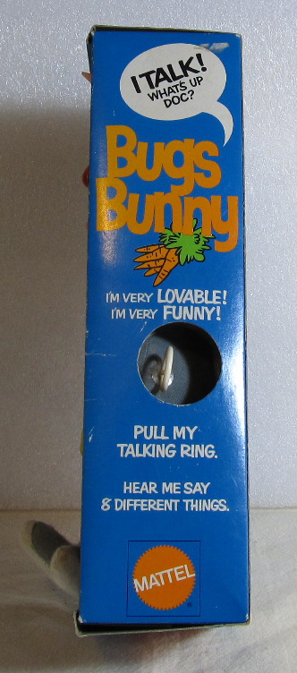 mattel bugs bunny talking doll 2