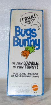 mattel bugs bunny talking doll 3