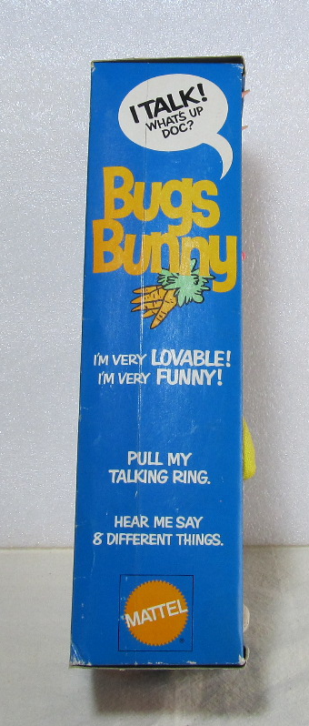 mattel bugs bunny talking doll 4