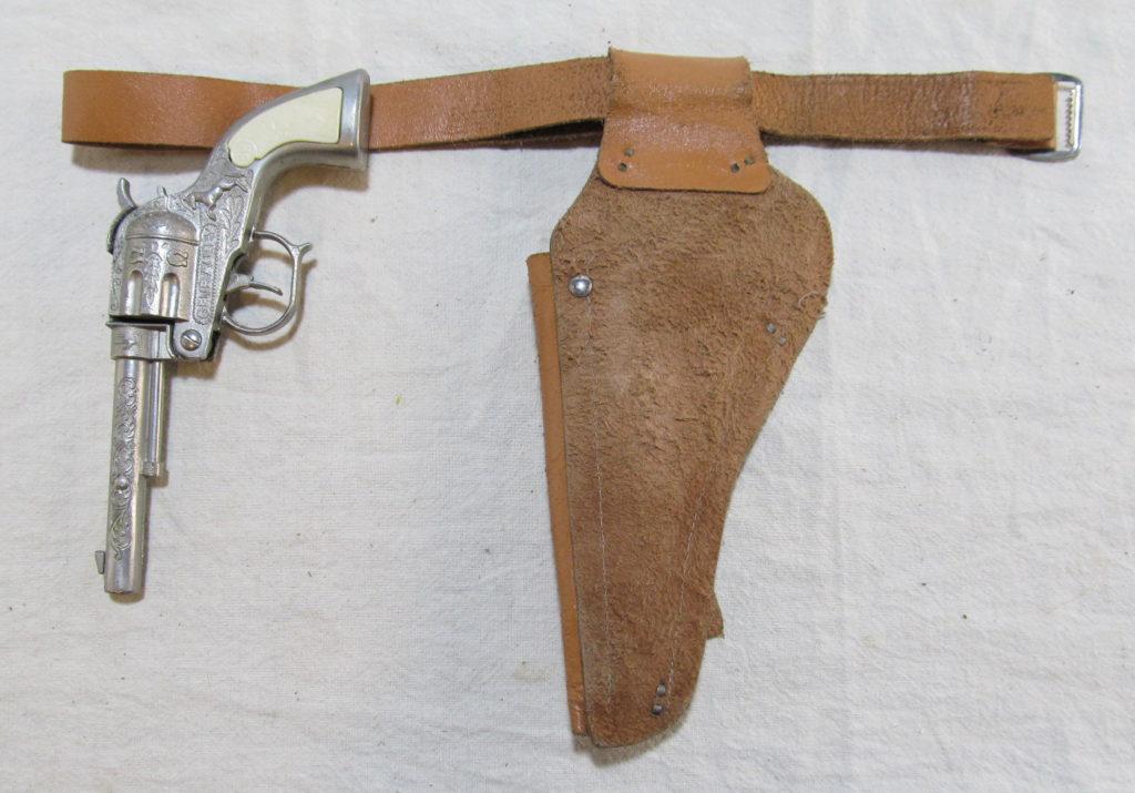 buzz henry gene autry cap pistol 2