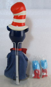 mattel talking cat in the hat puppet 3