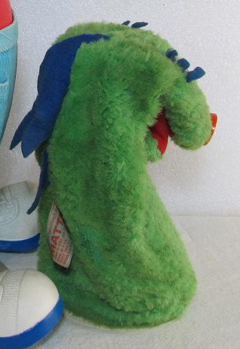 mattel talking cecil puppet 2