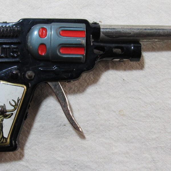 japanes tin litho colt 5 gun 1