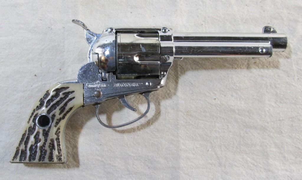 mattel fanner 50 cap gun 1