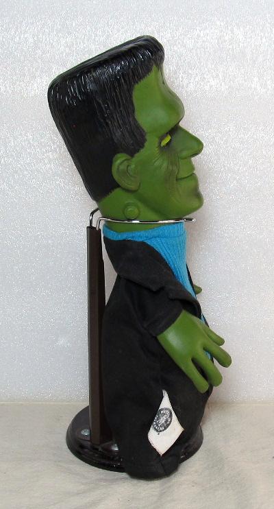 mattel talking herman munster puppet 4