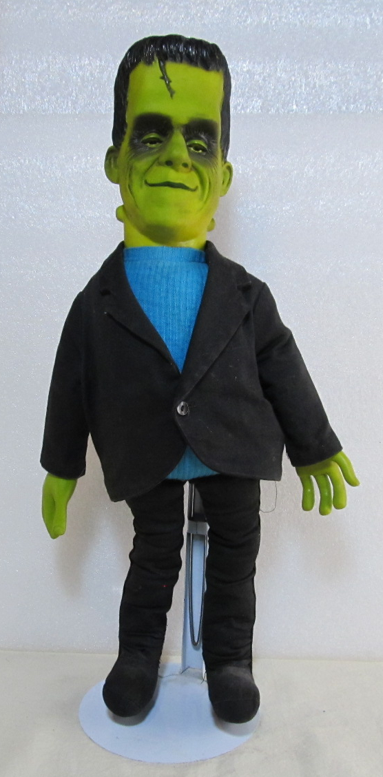 mattel talking herman munster doll 1
