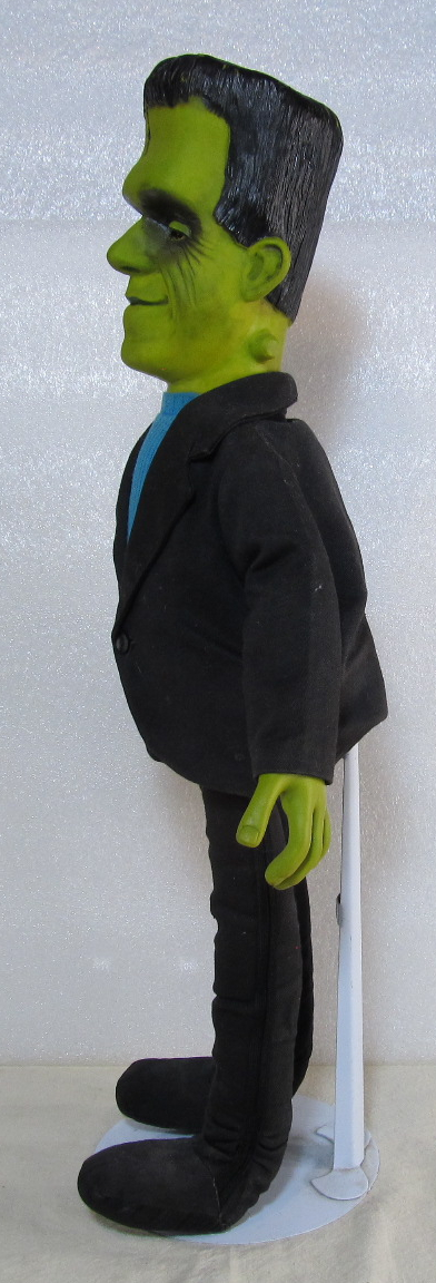 mattel talking herman munster doll 2