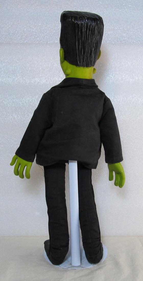mattel talking herman munster doll 3