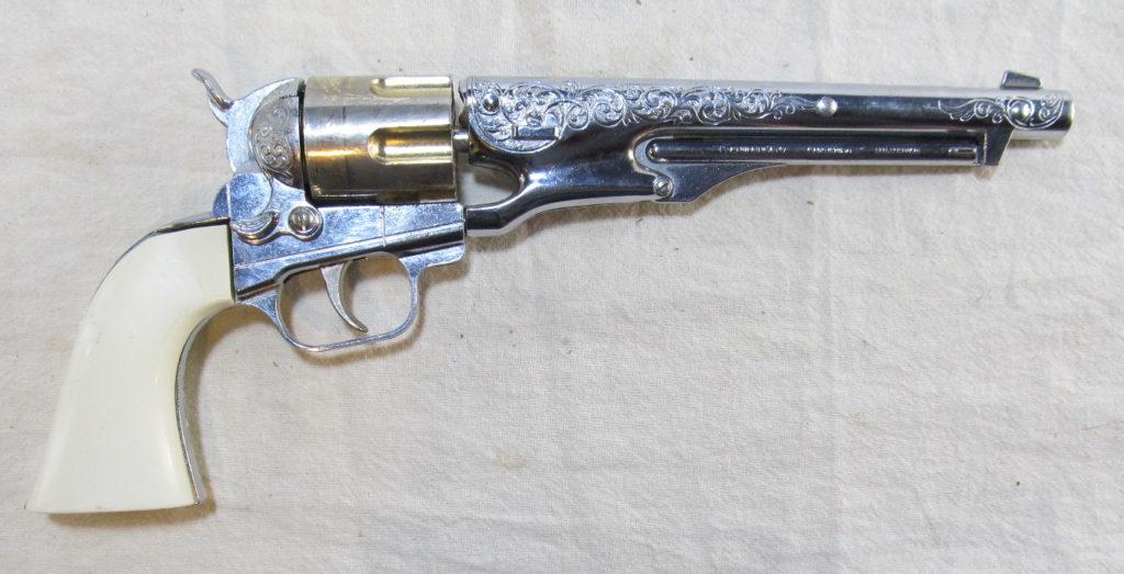 hubley colt 45 cap gun 1