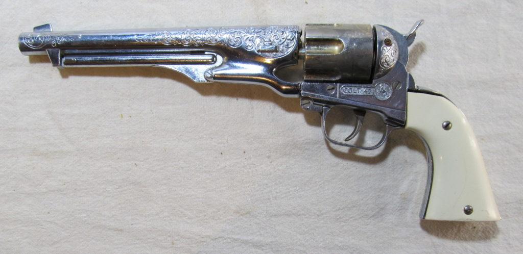 hubley colt 45 cap gun 2