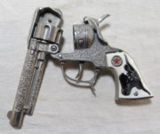 hubley texan cap gun 3