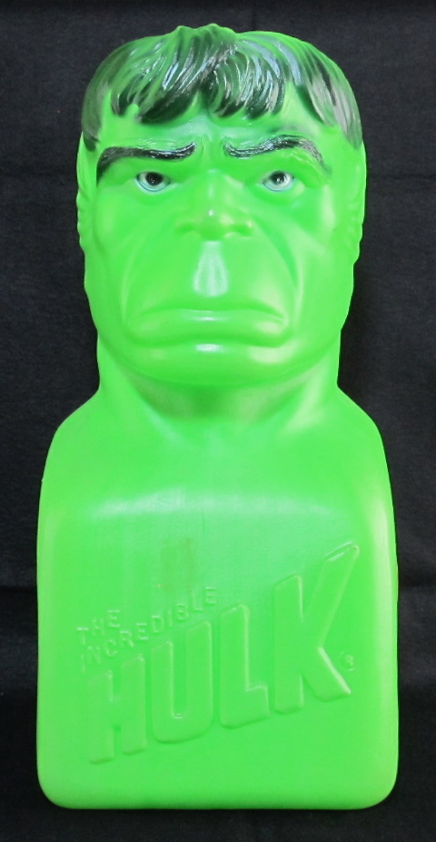 renzi incredible hulk coin bank 1