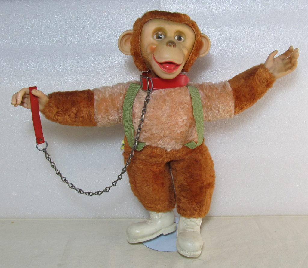 jee bee plush monkey 1