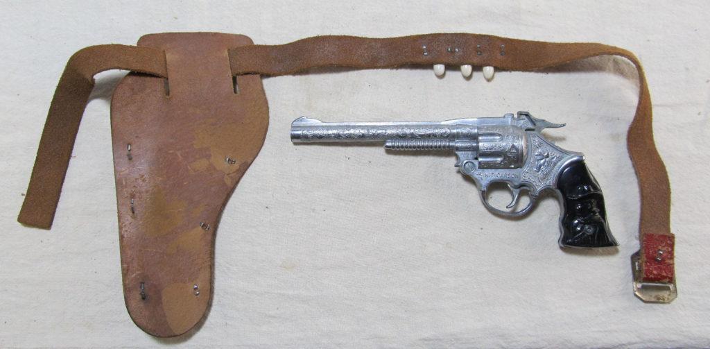 kilgore kit carson cap pistol 2