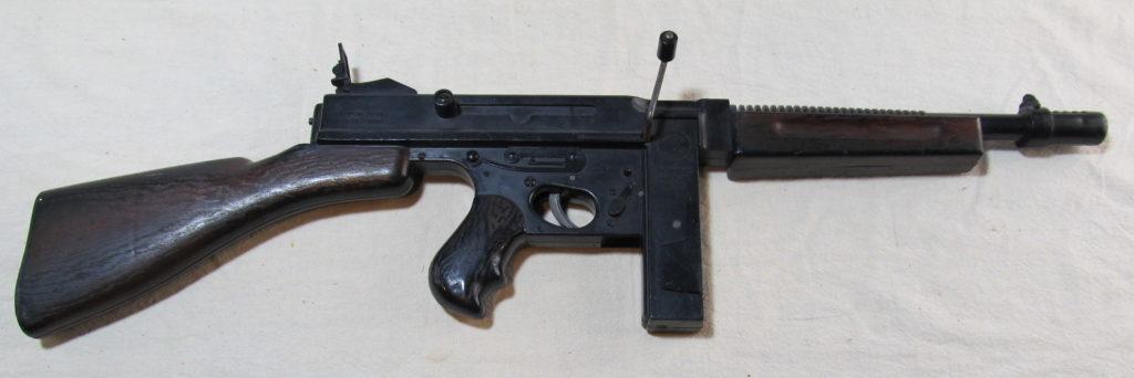mattel tommy burp gun 1